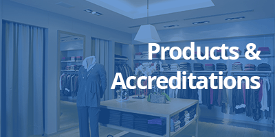 Products and Accreditations